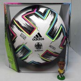 Мячи - Оригинальный футбольный мяч adidas euro2020 uniforia omb р.5, 0