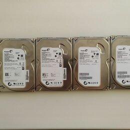 Жёсткие диски и SSD - Жесткий диск для компьютера на 500 ГБ Seagate 6шт, 0