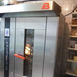 Жарочные и пекарские шкафы - Печь газовая ротационная муссон-ротор 77мр-01, 0