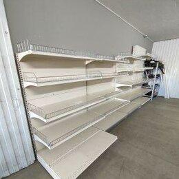 Мебель для учреждений - Стеллажи торговые складские водолей, модерн экспо, 0