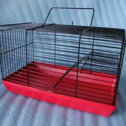 Клетки и домики - Клетка для мышки/ птички. Переноска, 0