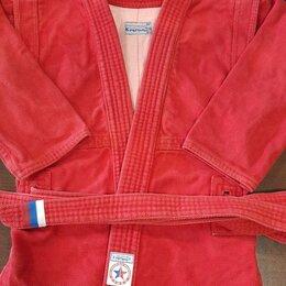 """Спортивные костюмы и форма - Куртка для самбо """"Крепыш"""" р-р 38, 0"""