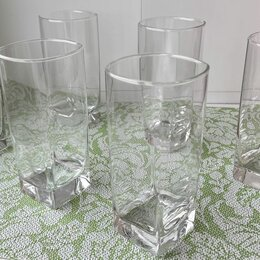 Бокалы и стаканы - Стаканы без рисунка Luminarc , 6шт, 0