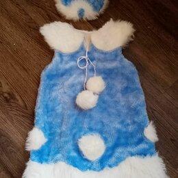 Карнавальные и театральные костюмы - Костюм снегурочки для 1.5-2.5 годовалого ребенка, 0