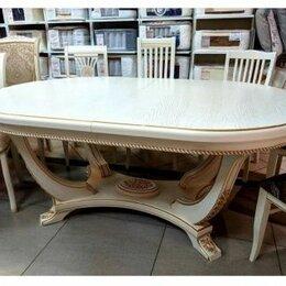 Столы и столики - Стол (массив бука) , 0