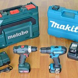Шуруповерты - Шуруповерт Metabo PowerMaxx BS 12 (комплектующие), 0