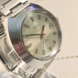 Наручные часы - ПОЛЕТ экспортный, 1970-е г.г., 0