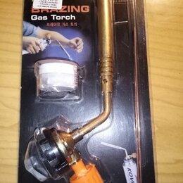 Плазменная резка - Резак газовый kovea brazing torch (регулятор мощности), 0