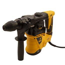 Перфораторы - Перфоратор электрический RHV-1250-30, SDS-plus, 1250 Вт, 5 Дж, 3 плюс 1 ..., 0