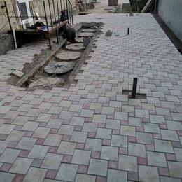 Тротуарная плитка, бордюр - Благоустройство.Тратуарная плитка.Любой сложности., 0