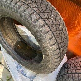 Шины, диски и комплектующие - Шины бриджстоун BLIZZAK DM-Z3  225/55R18 б/у 2 штуки, 0