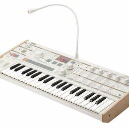 Клавишные инструменты - Синтезатор Korg microKORG S MK-1S, 0