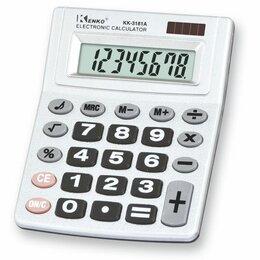 Калькуляторы - КАЛЬКУЛЯТОР KENKO KK-3181A, 0