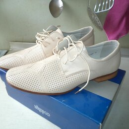 Туфли - Мужские летние туфли, 0