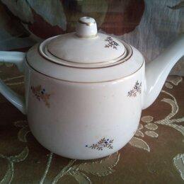 Заварочные чайники - Заварочный чайник Чудово1961, 0