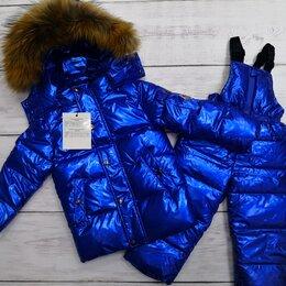 Комплекты верхней одежды - Зимний комбинезон mоncler 5 расцветок, 0