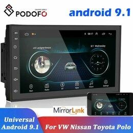 "Автоэлектроника - Автомагнитола 2 DIN, GPS, Android, навигация. 7"", 0"
