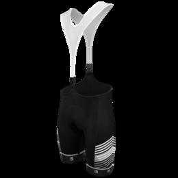 Защита и экипировка - Велошорты FUNKIER Matera-2 S-9850-F1 Men Eliteel Bib Shorts, с лямками, с памп, 0