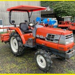 Мини-тракторы - Kubota GL-23 Grandel мини трактор японский, 0