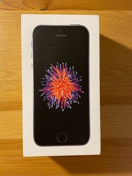 Мобильные телефоны - iPhone SE, Space Gray, 32GB, 2017, 0