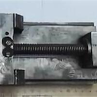Тиски - Тиски лекальные 82 мм (ход губок 100мм), 0