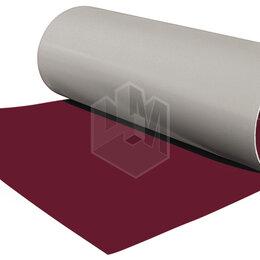 Кровля и водосток - Гладкий плоский лист рулонной стали RAL3005 Красное Вино ш1.25 т0.45мм, 0