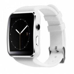Умные часы и браслеты - Новые умные часы Smart Watch X6, 0