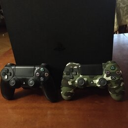 Игровые приставки - PS4 slim 1TB, 0