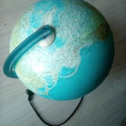 Глобусы -  глобус, 0
