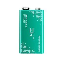 Батарейки - Батарейка крона Xiaomi ZMI 6LR61 9V, 0