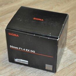 Сумки и чехлы для фото- и видеотехники - Коробка от объектива Sigma, 0