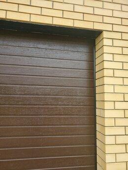 Заборы и ворота - Ворота секционные гаражные 2700*2250, 0