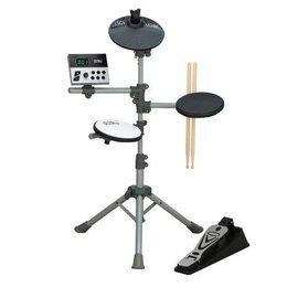 Ударные установки и инструменты - Soundking SD20 цифровая ударная установка, 0