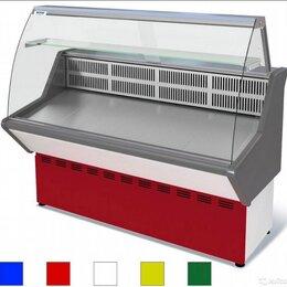 Холодильные витрины - Холодильная витрина Нова вхс-1,2, 0
