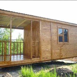 Готовые строения - Бытовка / Дачный дом с верандой, 0