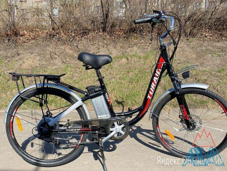 Электровелосипед 350W Т-2E X385 дамский от поставщика по цене 44000₽ - Велосипеды, фото 0