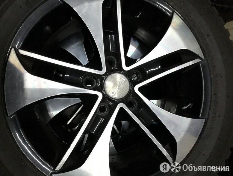Диски с шинами r 16 hyundai, KIA по цене 18000₽ - Шины, диски и комплектующие, фото 0