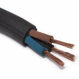 Кабели и провода - Кабель КГ-ХЛ 3*6, 0