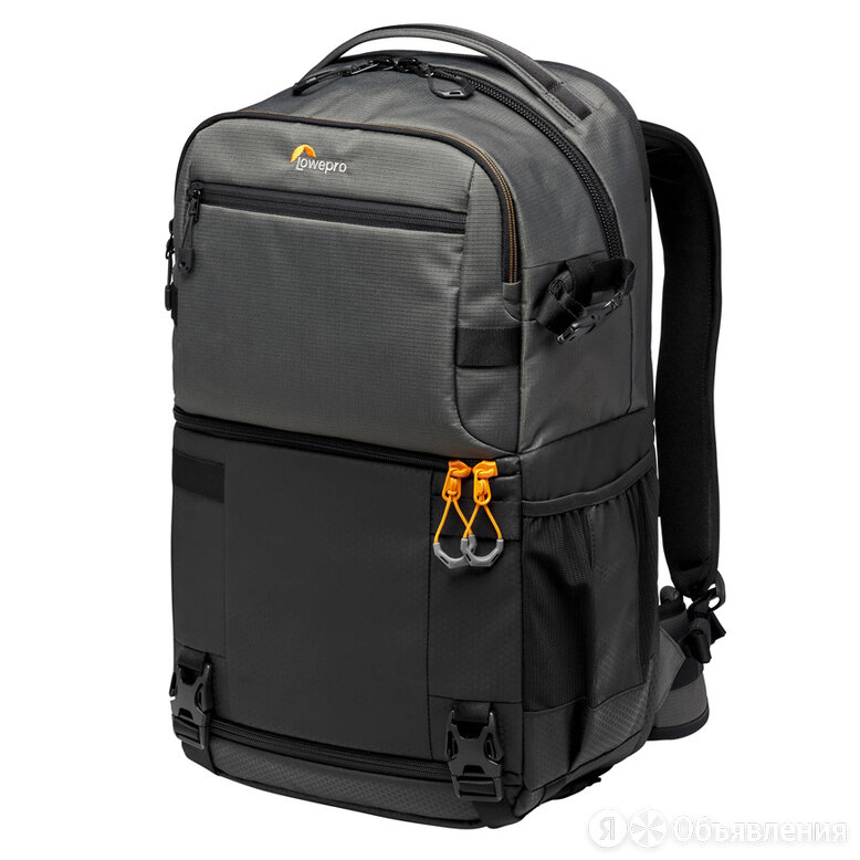 Рюкзак Lowepro Fastpack Pro BP250 AW III, серый по цене 9990₽ - Рюкзаки, фото 0