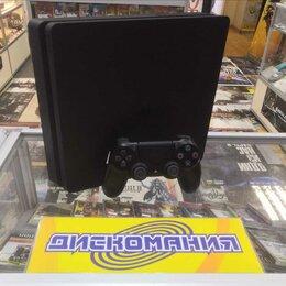 Игровые приставки - PlayStation 4 Slim (500Gb), 0