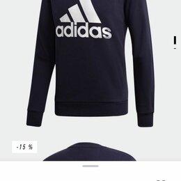 Толстовки - Свитшот Adidas original, 0