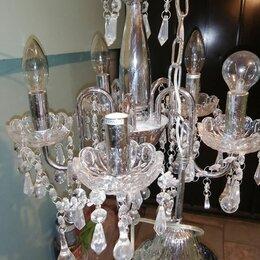 Люстры и потолочные светильники - Люстра подвесная люстра, 0
