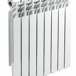 Радиаторы -  Алюминиевый радиатор ТЕК.А.ТЕК   АРО 500*8, 0