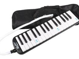 Клавишные инструменты - Мелодика 32 клавиши  с сумкой , 0