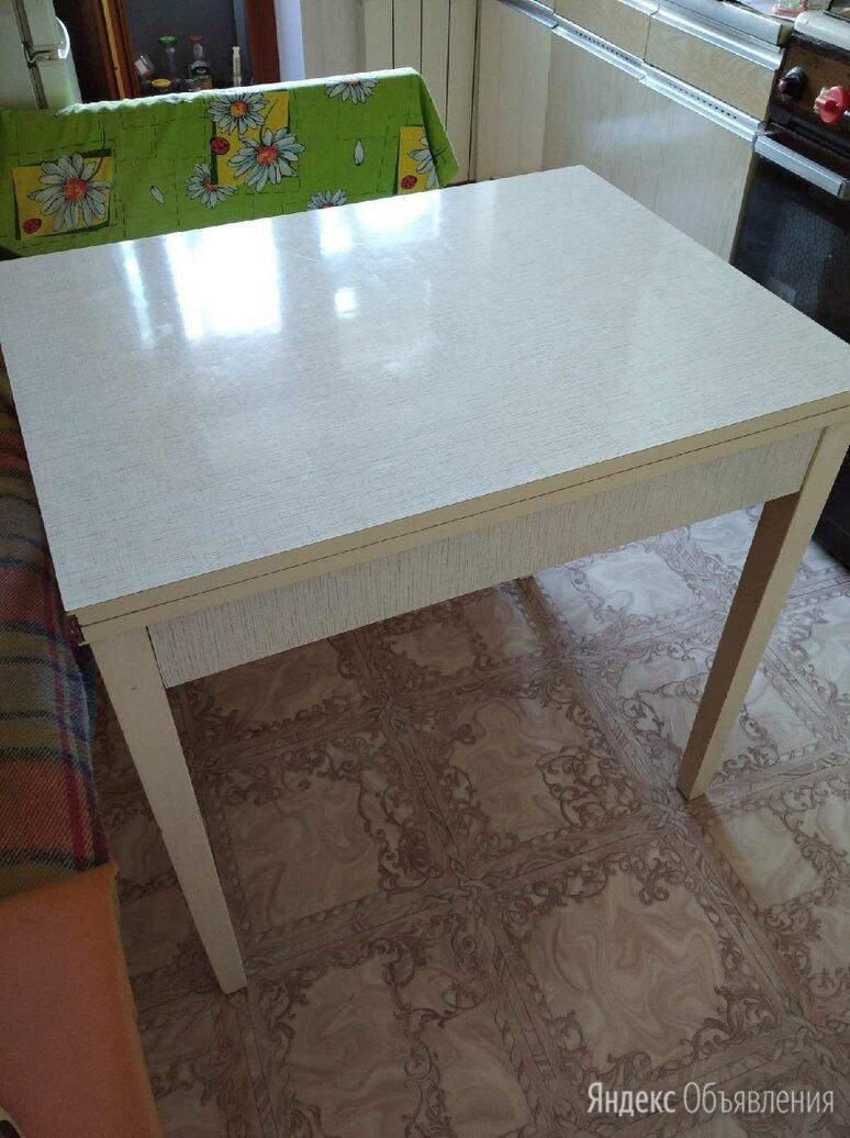 Советский кухонный стол с ящиком по цене 2000₽ - Столы и столики, фото 0