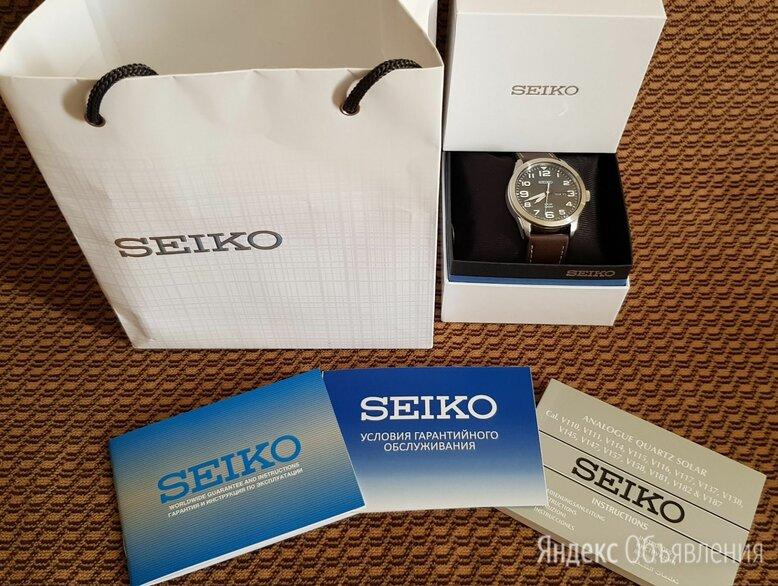 Наручные часы Seiko V158 по цене 15499₽ - Наручные часы, фото 0