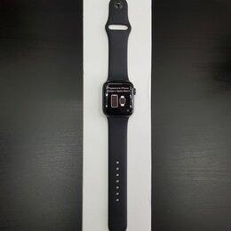 Умные часы и браслеты - Часы Apple Watch 4 40mm с гарантией, 0