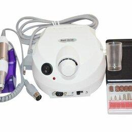 Аппараты для маникюра и педикюра - Аппарат для маникюра Nail Drill US-202, 0