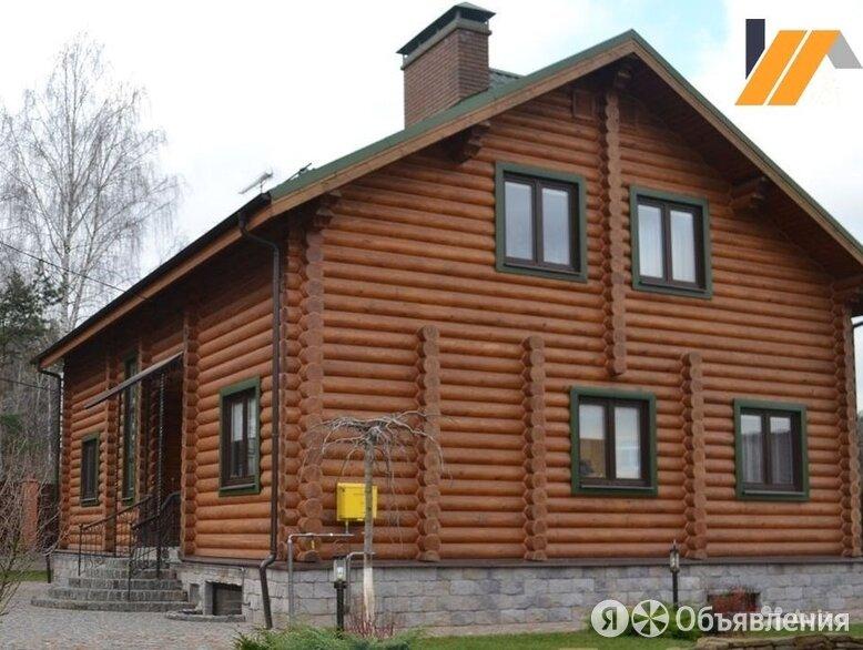 Дом из оцилиндрованного бревна об-137 98 м² по цене 12400₽ - Готовые строения, фото 0