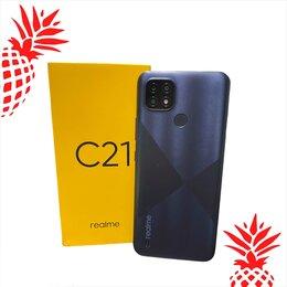 Мобильные телефоны - Realme C21 4/64gb, 0